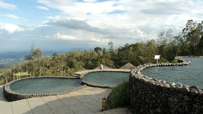 Umbul Sidomukti Surga Tersembunyi Di Jawa Tengah