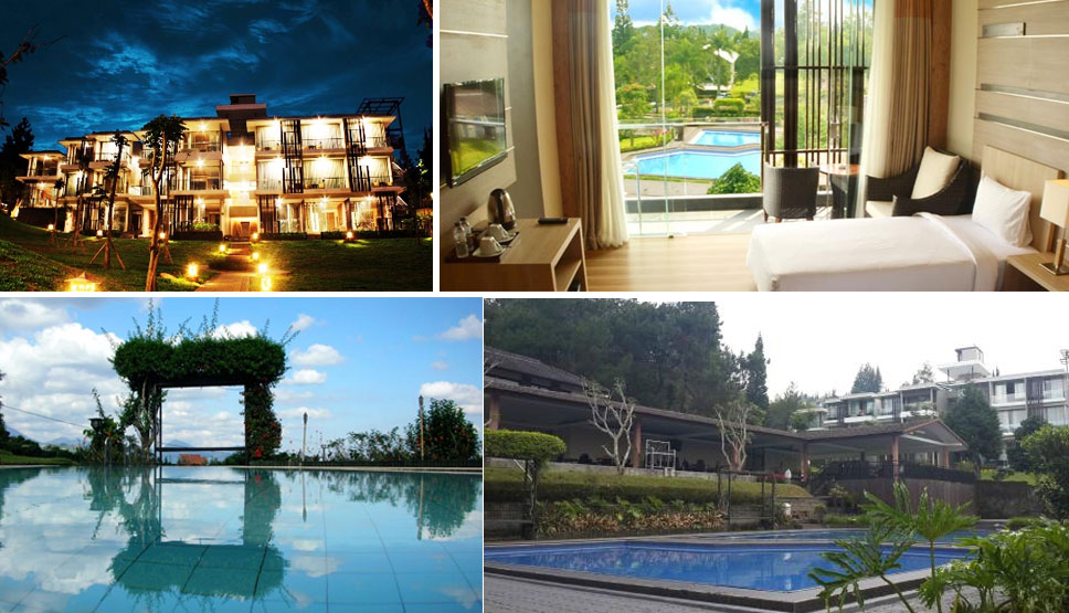 5 Hotel Murah Dan Bagus Di Lembang Bandung