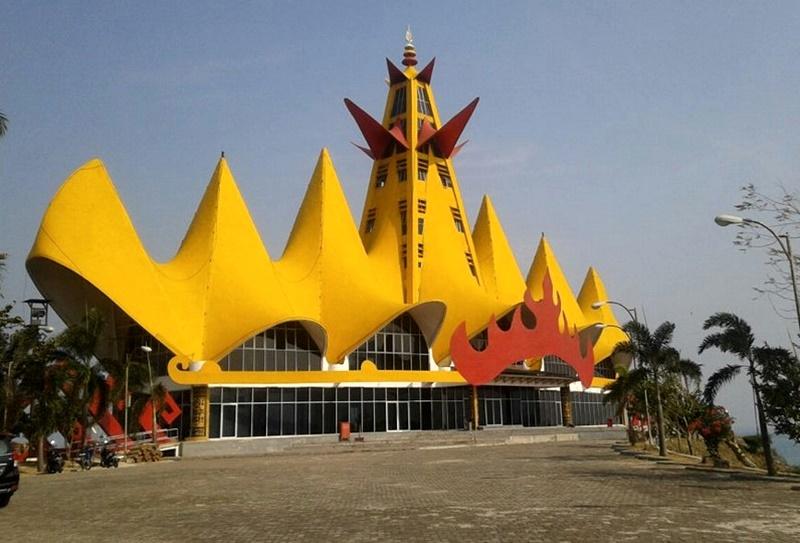 Menara-Siger-Provinsi-Lampung