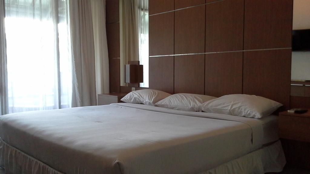 TIRtangga hotel room