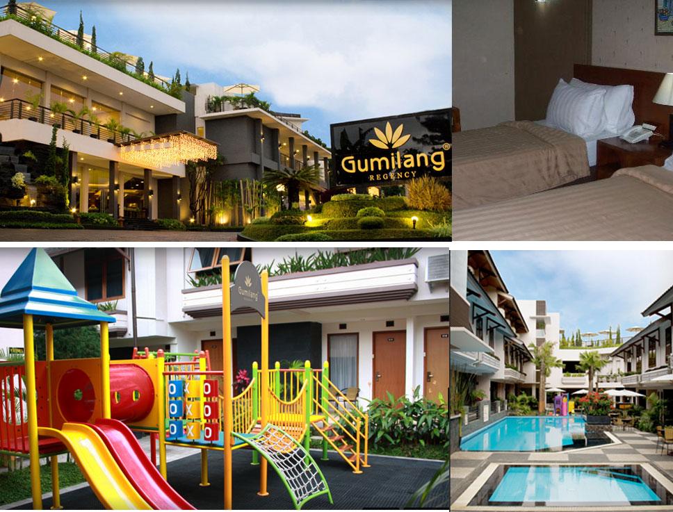 Gumilang Regency Hotel Lembang