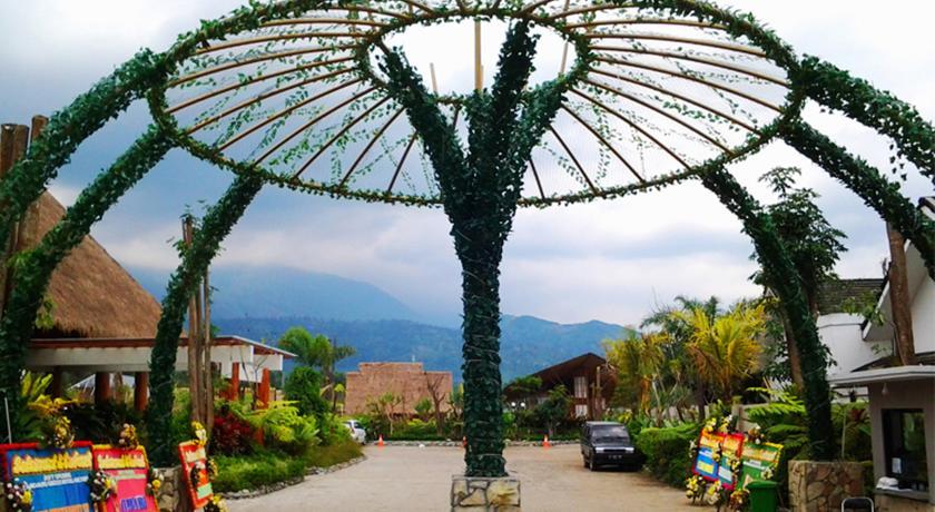 kamojang resort