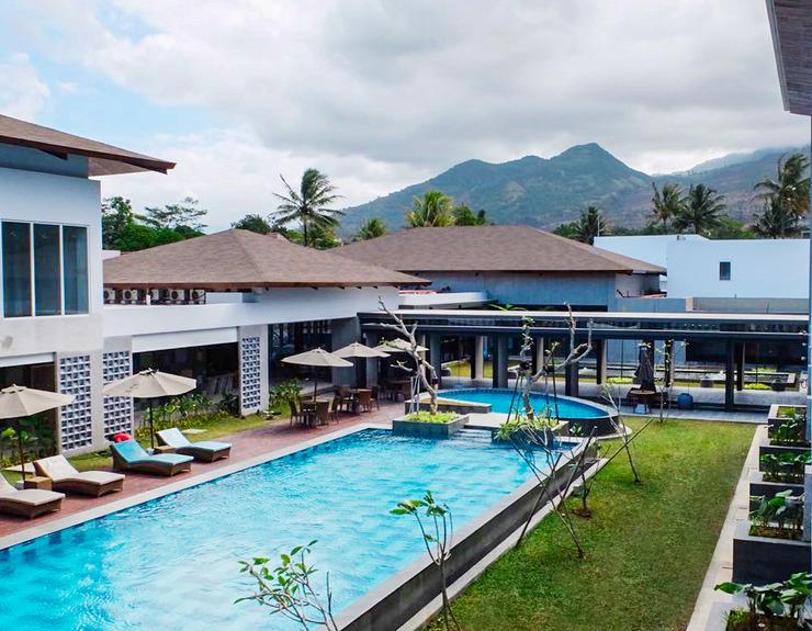 Wisata kamojang resort garut