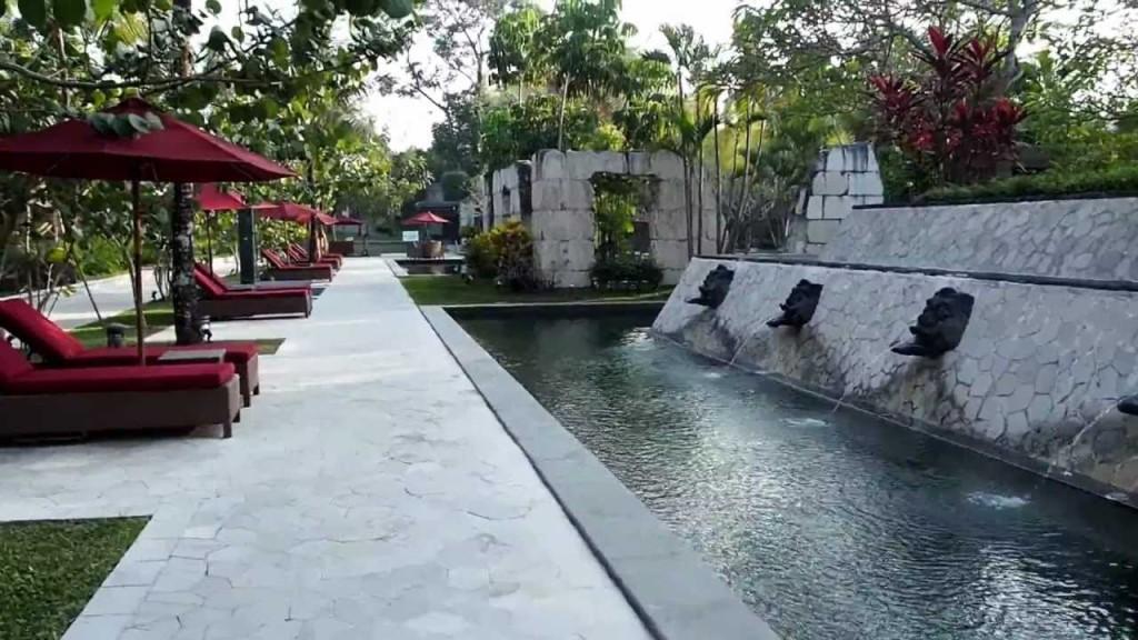 sheraton mustika yogya pool