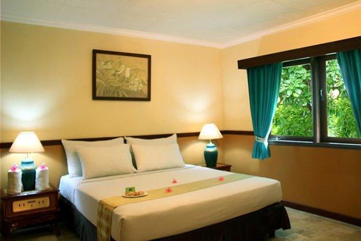 bedroom jayakarta villa anyer