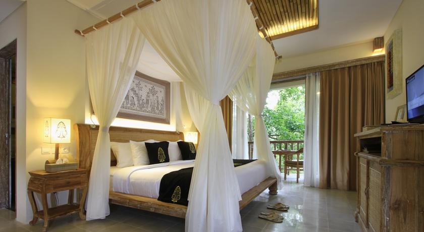 kayon resort room