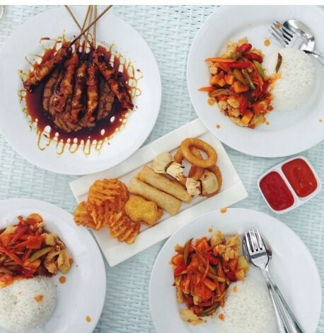 nicole's kitchen menu food