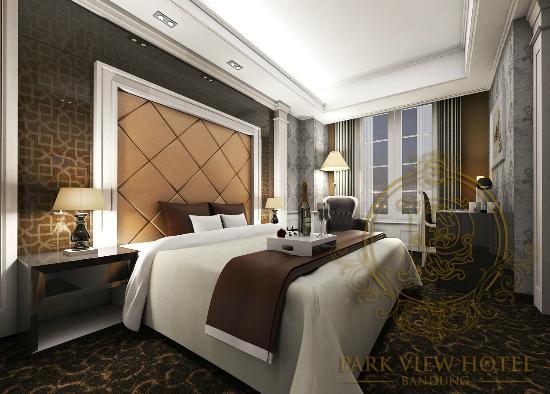 park-view-hotel-bandung room