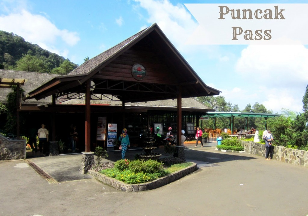 puncak pass resory