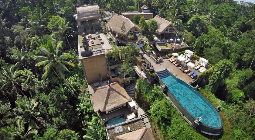 the kayon resort ubud
