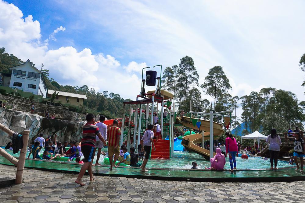 Ciwidey valey hot spring water resort-3