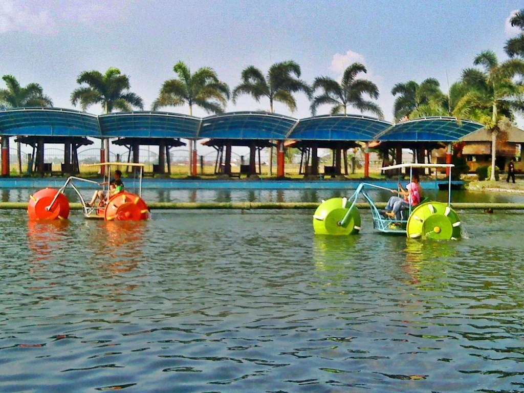 kampung sawah water sport