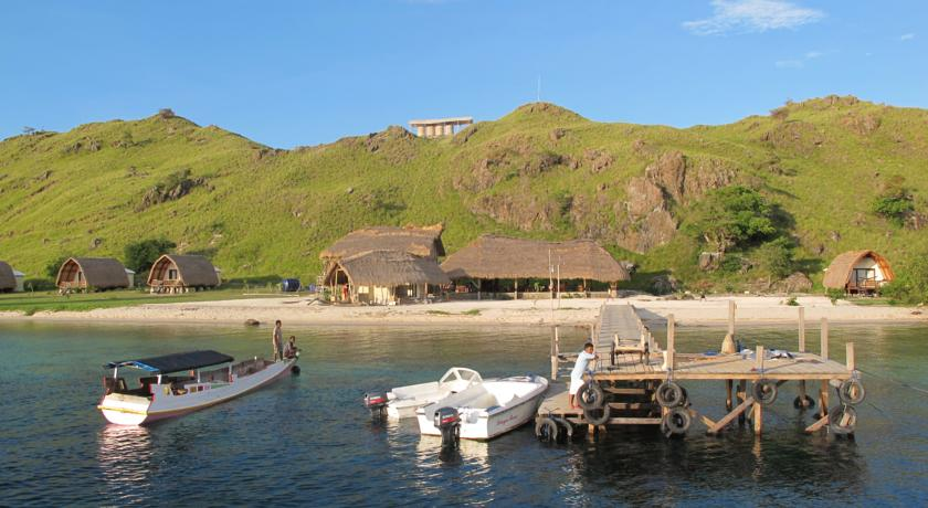 komodo resort view