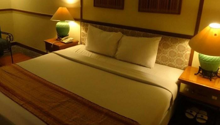nuansa maninjau resort room