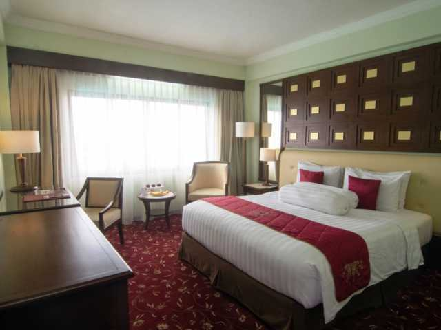 the sunan hotel deluxe room