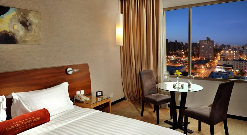 Gumaya Tower Hotel room