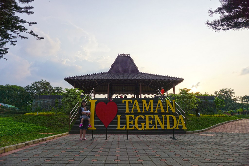 Image result for taman legenda taman mini indonesia indah