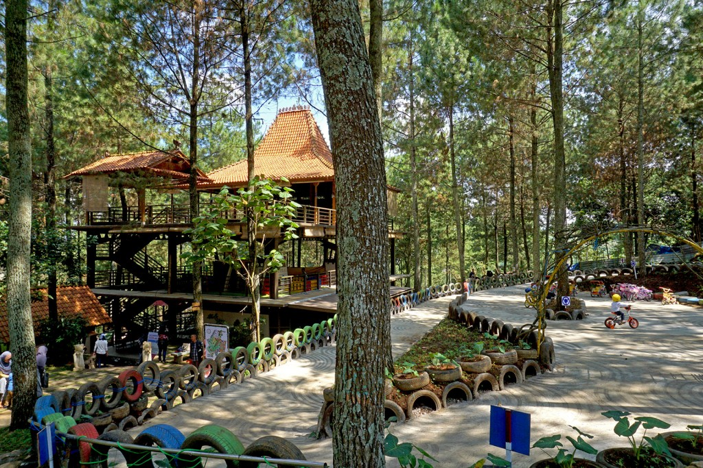 Tempat Wisata Baru Di Dago Bandung