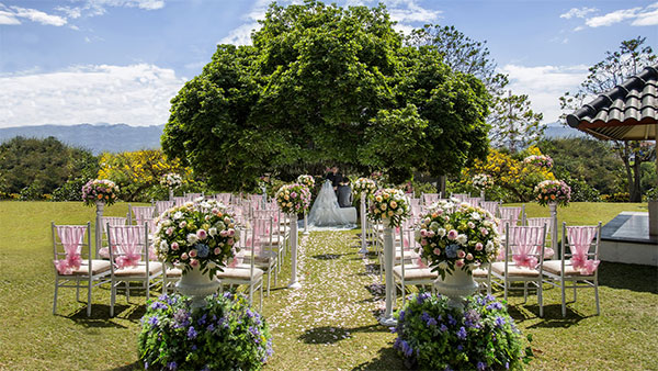 wedding-towers-garden