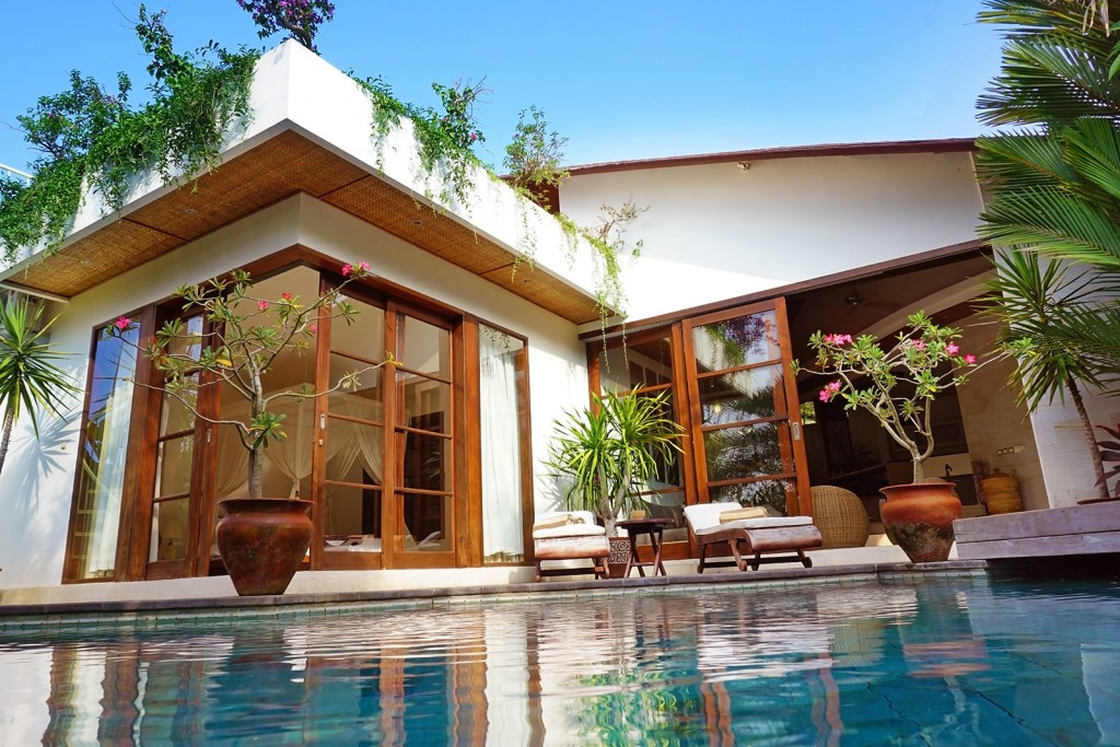 Villa Sahaja Walau Namanya Ber Tapi Ini Engga Keliatan P Bocan Betah Banget Waktu Bobo Cantik Disini Interiornya Yang