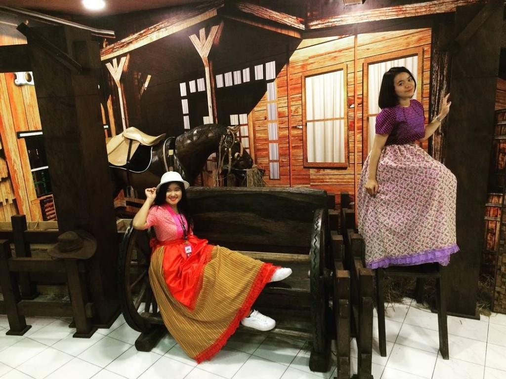 Museum Wayang Yensen Mojokerto