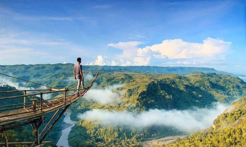 7 Wisata Bukit Di Jogja Untuk Pemandangan Yang Luar Biasa