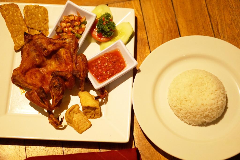 Ayam Taliwang ala Warung Mina
