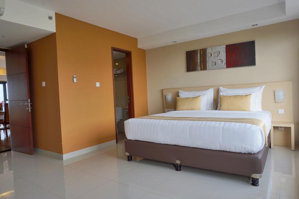 Grand Diara President Suite room