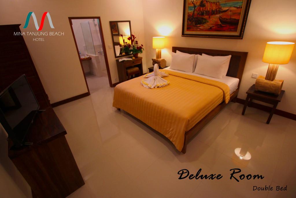 Tipe deluxe room