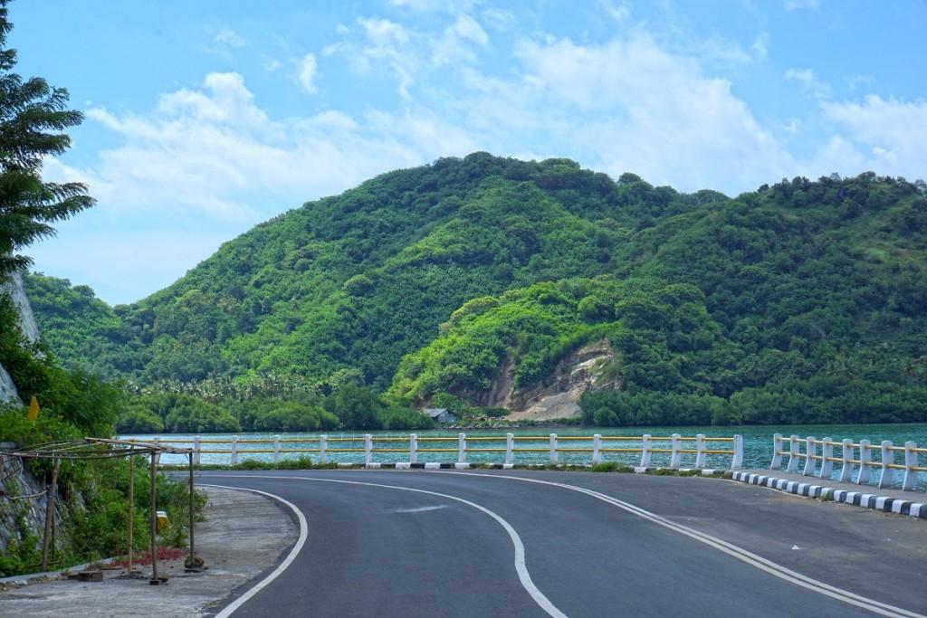 Jalan di Sekotong