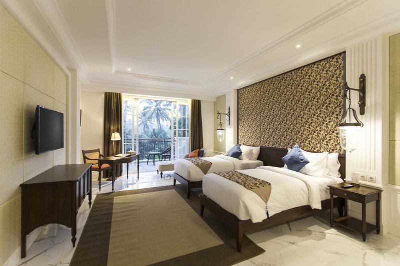 Premier room start Rp. 2.000.000'an