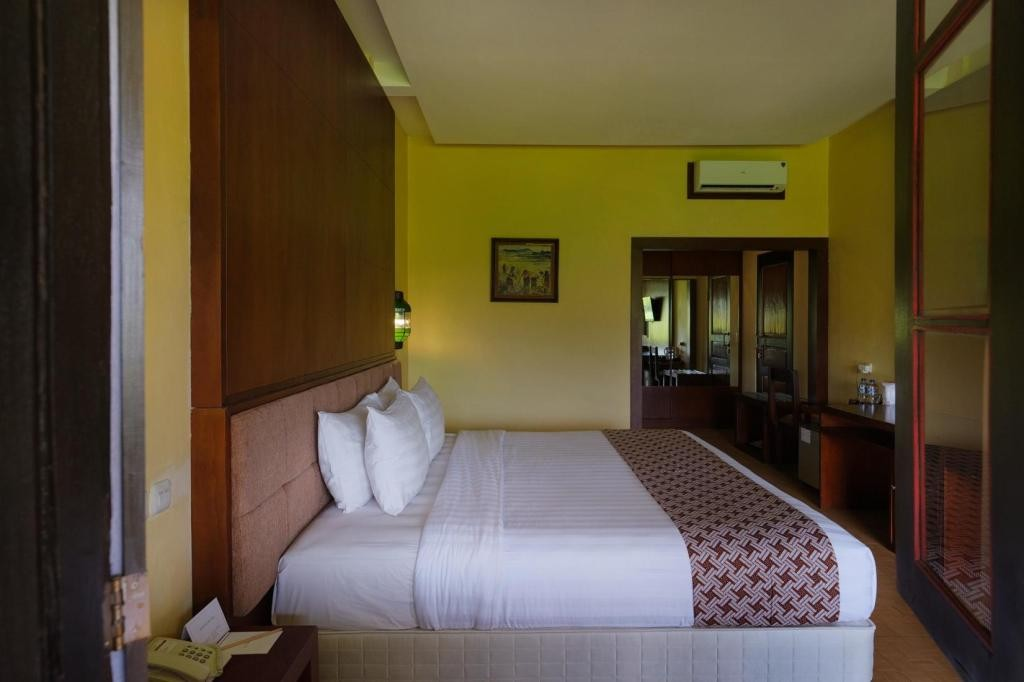 Deluxe room Rp. 600.000'an
