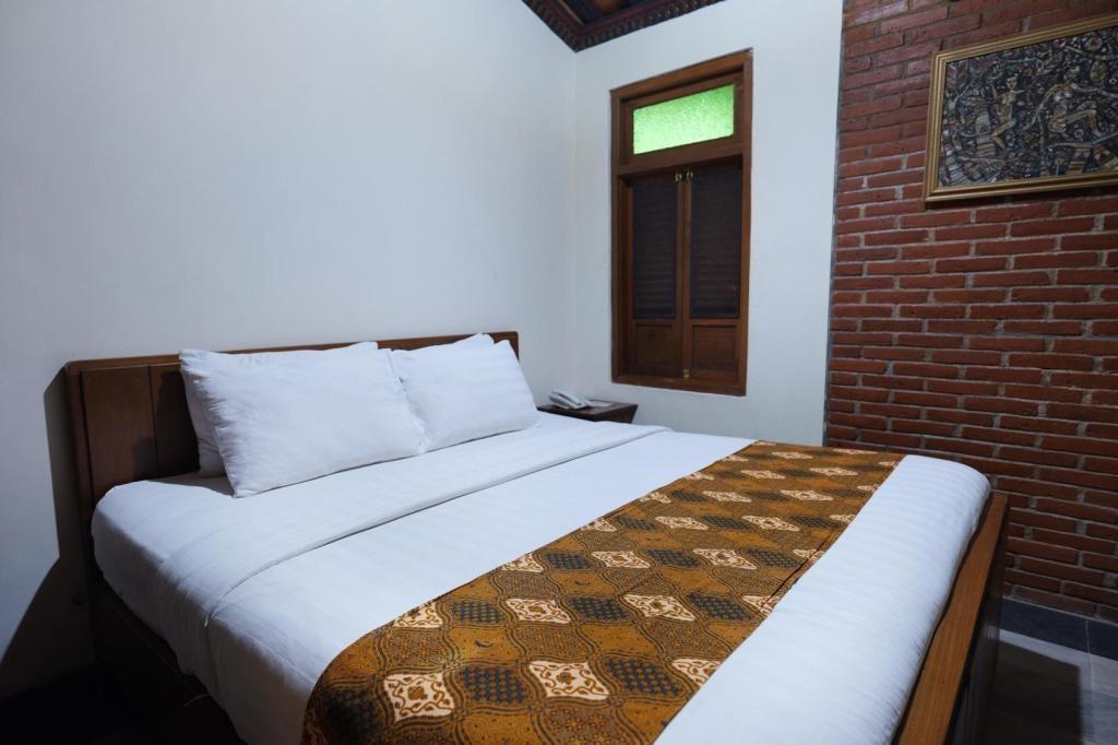 Standdar room Rp. 400.000'an