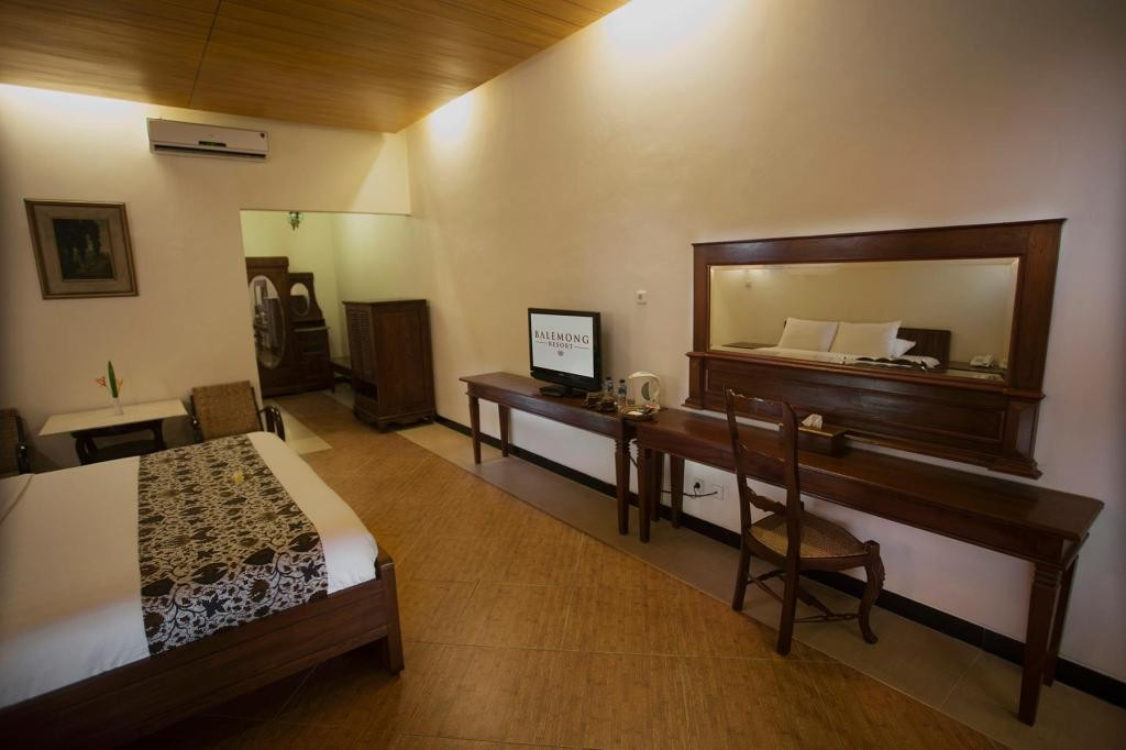 Suite room Rp. 1.000.000'an