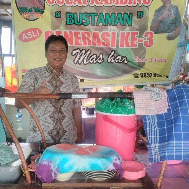 Gulai Kambing Bustaman, pic via IG @priyadi.srg