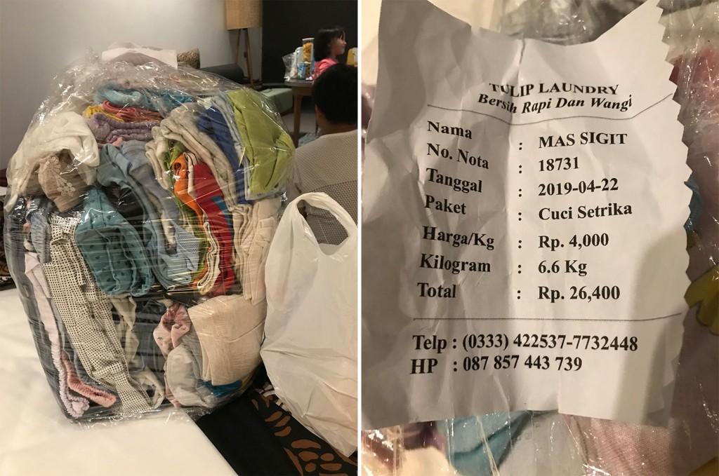 Laundry termurah, 6 kg ga sampe 30 ribu.